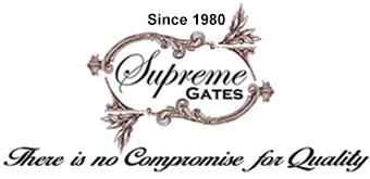 Supreme Gates Logo